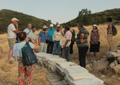 Türkiye'de Saha Gezisi ve Eğitim